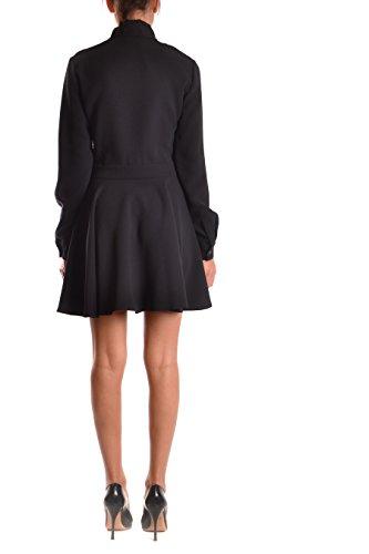 Jeremy A04245940555 Scott Damen Kleid Schwarz Polyester qBA7p