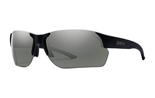 Smith Envoy Max ChromaPop Polarized Sunglasses - Men's Matte Black/Polarized Platinum, One Size