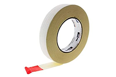 """1"""" Shurtape Golf Tape GG200 Easy Application Double Sided Club Repair Wrap Grip Installation Resists Wrinkling! Double Sided Masking Tape Cream Mounting Poster Board Trophy Flooring 108' 36 yd"""