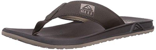 Reef REEF ELEMENT - Sandalias de material sintético para hombre Marrón (Brown)