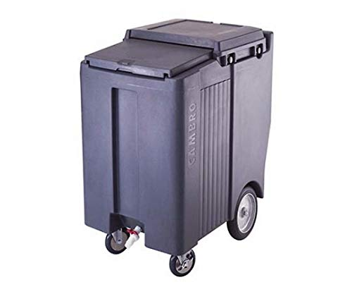 Cambro (ICS200TB131) 200 lb Tall Ice Caddy - SlidingLid