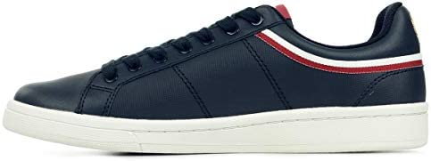 Fred Perry B721 Tipped Collar B8421608, Scarpe Sportive