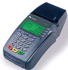 Verifone 3730le Credit Card Terminal - verifone vx510le omni 3730le/5100 credit card printer M251-000-33