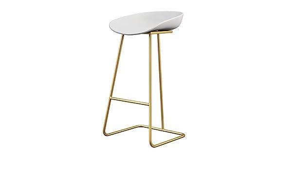 Fantastic Amazon Com Xiaoyan Bar Stools Retro Metal Round Counter Cjindustries Chair Design For Home Cjindustriesco