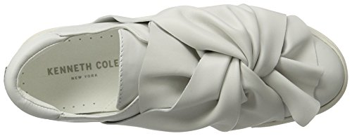 Kenneth Cole Women's Aaron Low-Top Sneakers, Medium White (White 110)