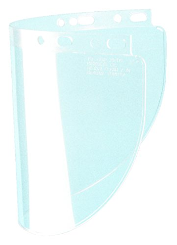 (Fibre-Metal by Honeywell 4178CL Face shield Window, Clear)