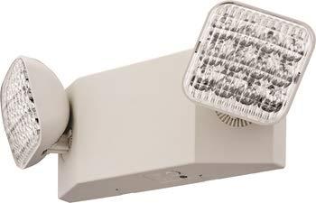 Lithonia Lighting EU2C M6 Emergency Light, Generation 3, T20 Compliant