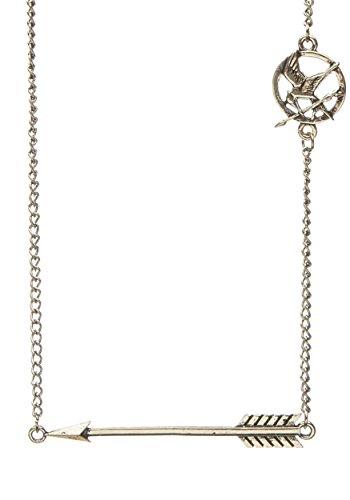 Hunger Games Arrow Necklace Standard