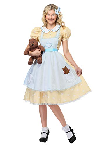 Fun Costumes Women's Goldilocks Costume X-Large Yellow]()