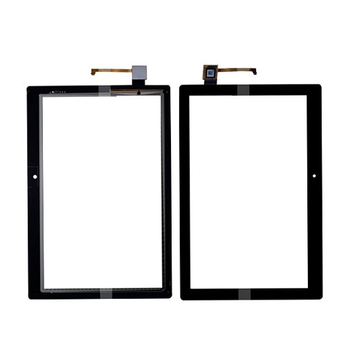 For Lenovo Tab 2 A10-70F A10-70L Front Touch Screen Digitizer Glass Repair Parts Only FBA by Mustpoint