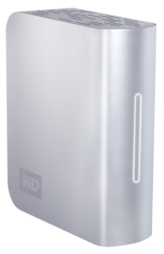 WD  My Book Studio 500 GB USB 2.0/FireWire 400/800/eSATA Desktop External Hard Drive