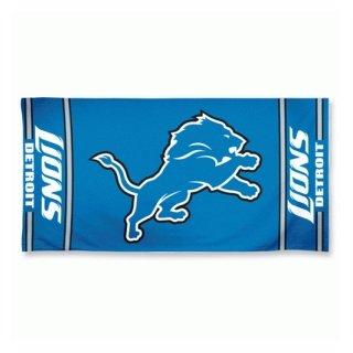 Detroit Lions NFL Beach Towel