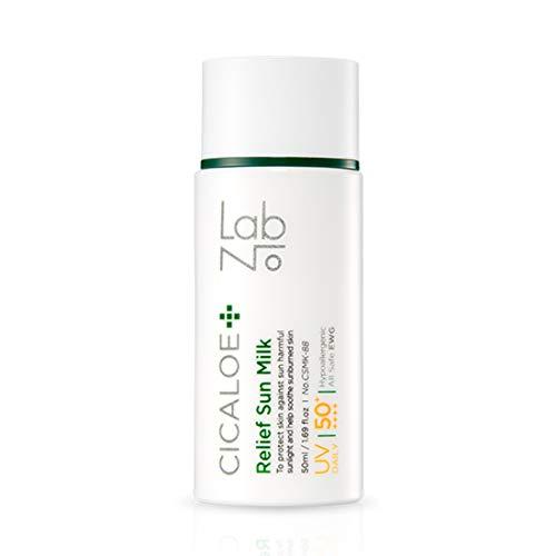 LabNo Cicaloe Relief Sun Milk SPF50 PA 50ml