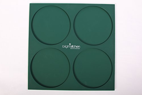 Dehydrator Pizza Crust Circle Mold Shape Silicone Sheet Mat for Excalibur Dehydrating 14