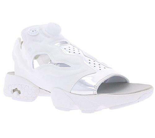 Sandal Avec Femme Blanc Reebok Mag Fury Classic Instapump Weiß Bride Pour Sandale Talon Au 0txx4zTwq