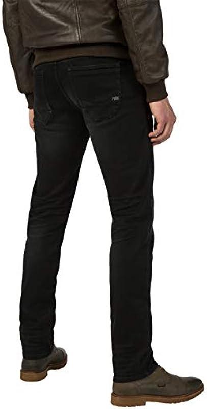 PME Legend Dżinsy męskie Nightflight Slim Fit: Odzież