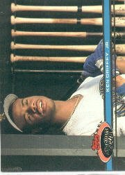 1991 Stadium Club Baseball Card #270 Ken Griffey Jr.
