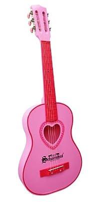 Schoenhut Acoustic Guitar (Pink)
