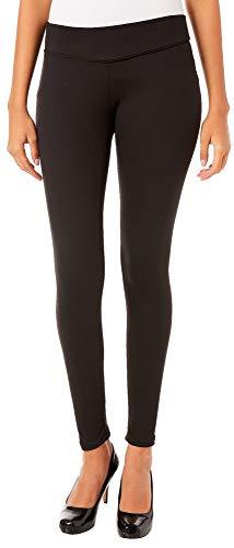 Hot Kiss Juniors Solid Leggings Large Black for $<!--$7.18-->