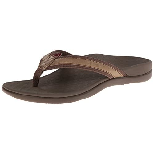 3ee53bf65952 The best sandals that any woman with flat feet should get is Vionic with  Orthaheel Tide II Women s Sandal.