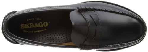 Sebago Men's Classic Leather Loafer Black reliable 2014 newest for sale sale from china limited edition sale online for sale top quality esMN7