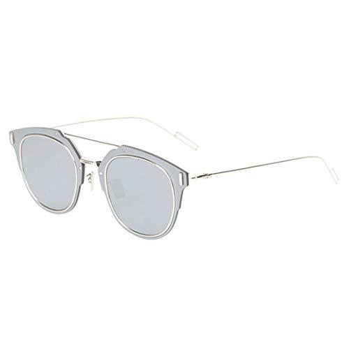 Verres 400 à Sakuldes UV de Frame Lunettes Silver Soleil Hommes pour Silver Frame Silver polarisants Color Lens UV Lens Silver gqtzIt