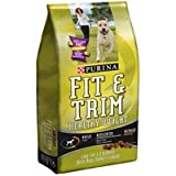 Purina Fit and Trim Healthy Weight Formula, 9-Pounds, My Pet Supplies