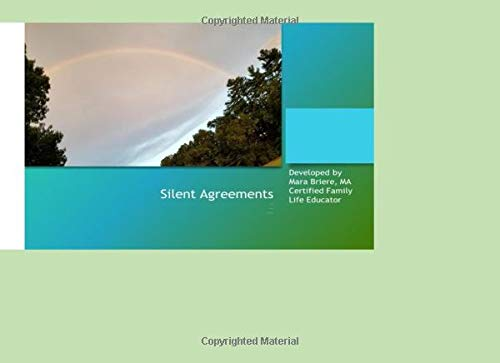 Pdf Self-Help Silent Agreements: Relationship Contracts in Families Uprooted by Mental Illness