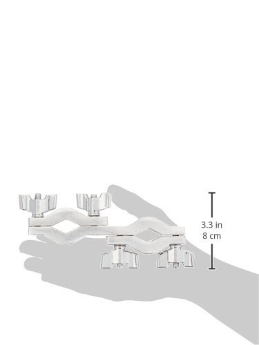 SC-BGC sin bisagra Gibraltar Accesorios Rack Abrazaderas Basic version sencilla para 1//2-1 diametro 1 unidad