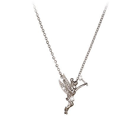Disney Tinker Bell Necklace by Arribas