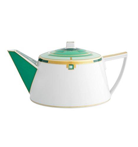Price comparison product image VISTA ALEGRE - EMERALD (Ref 21121999) Porcelain Tea Pot - 45oz