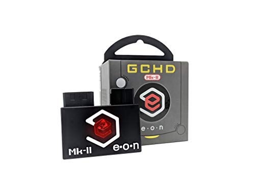 GCHD Mk-II | GameCube HDMI Adapter (RGBlack) by Eon (Image #9)