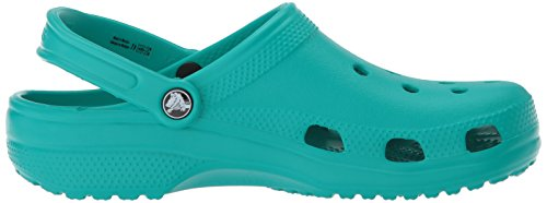 Racer Tropical – Zoccoli Adulto Kids Crocs Cayman Unisex Teal qwxRPFnE0S