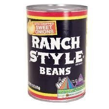 Ranch Style Beans With Sweet Onions 15Oz Can  Pack Of 3