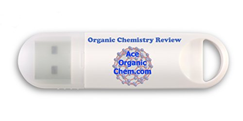 Organic Chemistry Complete Course Review Videos by AceOrganicChem- Organic Chemistry Help Includes: Reactions Course, 2 e-Books & Flash Cards for College Organic Chem. Learn it as a Second Language