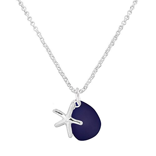 Starfish Pendant Charm Necklace - 5