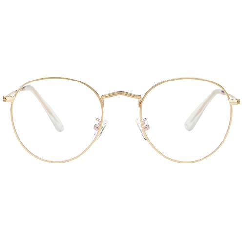 Fashion Women Men Glasses Frame Classic Vintage Eyewear Frames Square Aviator Round Oval Half Frame Eyewears