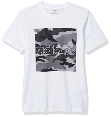adidas Men's Camouflage Box Tee
