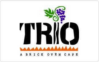 Trio A Brick Oven Cafe Gift Card ($25)