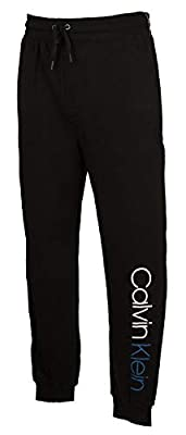 Calvin Klein Men's Bold Accents Joggers, Black