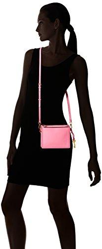 Pink Neon Bag Fossil Campbell Crossbody Pxpnqx8Z
