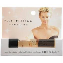 Gardenia Peony Eau Toilette De (Faith Hill By Faith Hill Eau De Toilette Rollerball .33 Oz For Women)