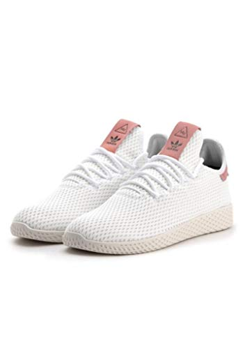Rosnat adidas Fitness Scarpe da Blanc HU PW Tennis Ftwbla Uomo rOwqrzR