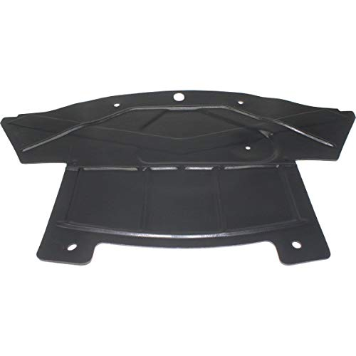 New Front Side Engine Splash Shield For 2005-2010 Chrysler 300 Under Cover, RWD, Below Engine CH1228103 4806074AI ()