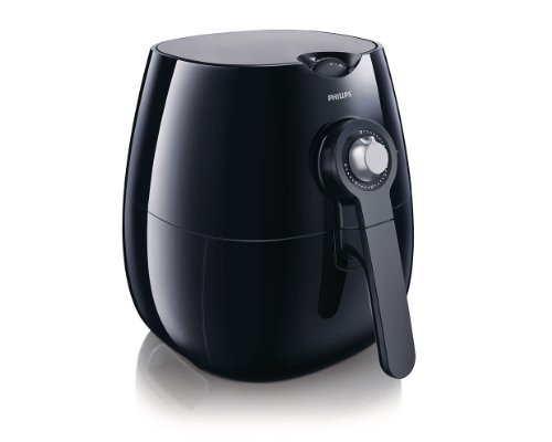 Philips Airfryer, The Original Airfryer, Fry Healthy with 75% Less Fat Black HD9220/26 by Philips