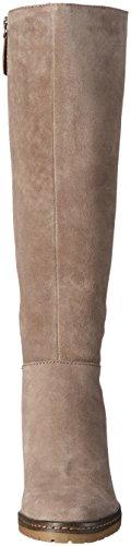 s.Oliver 25512, Stivali da Equitazione Donna Marrone (Pepper 324)