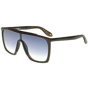 Sunglasses Givenchy 7040 /S 0TIR Brown Black / IT blue gradient lens