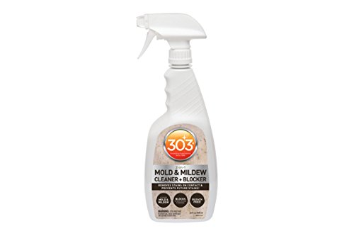 303 2-in-1 Mold & Mildew Cleaner & Blocker 32 Fl. Oz 30574 by 303 Products