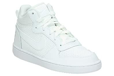 Nike Court Borough Mid GS, Zapatillas de Baloncesto Unisex bebé ...