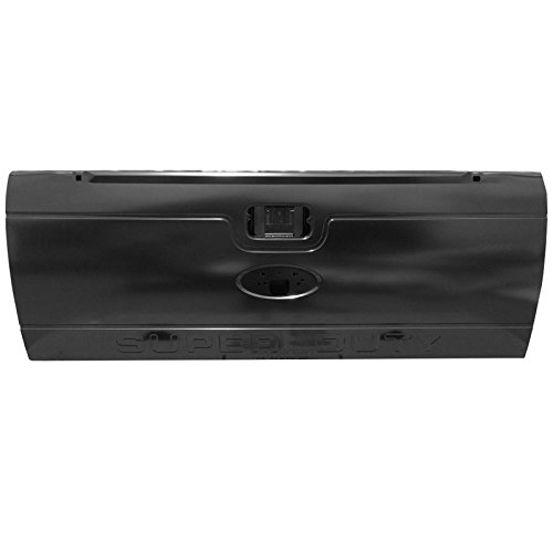 Duty Tailgate Pickup Super - MBI AUTO - Painted to Match, Factory OEM Tailgate Shell with Integrated Step for 2008-2016 Ford F250 F350 Super Duty Pickup 08-16, DC3Z9940700B